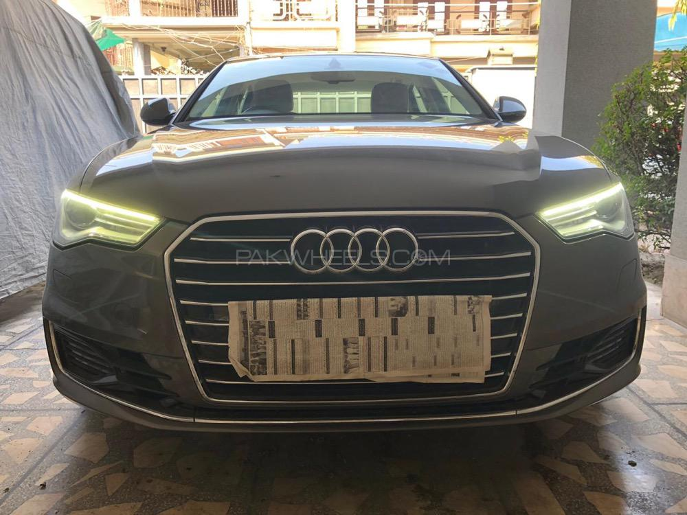 Audi A6 1.8 TFSI  2015 Image-1