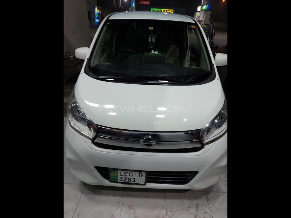 Nissan Dayz J 2016 Image-1