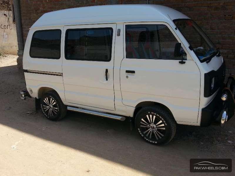 Suzuki Bolan Vx