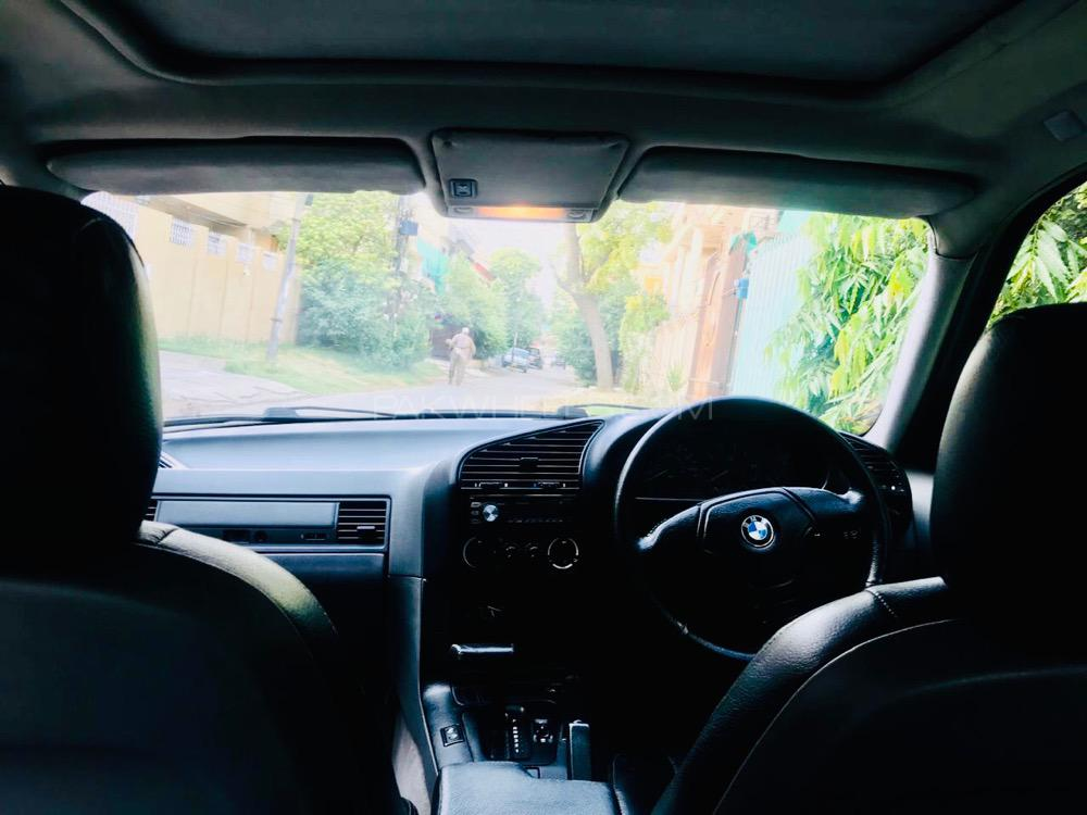 BMW / بی ایم ڈبلیو 3 سیریز 316i 1996 Image-1