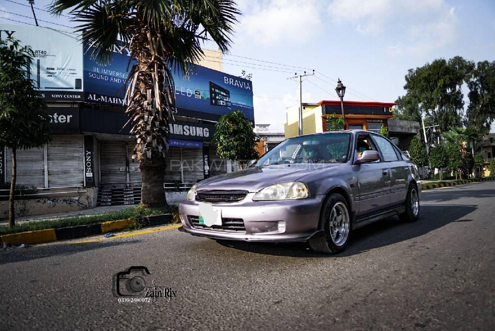 Honda Civic VTi Automatic 1.6 2000 Image-1