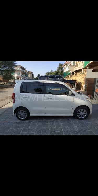 Suzuki Wagon R FX Limited II 2011 Image-1
