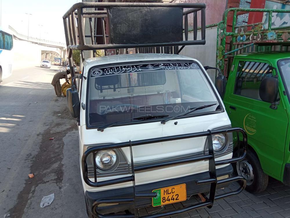 Suzuki Carry Standard 2004 Image-1