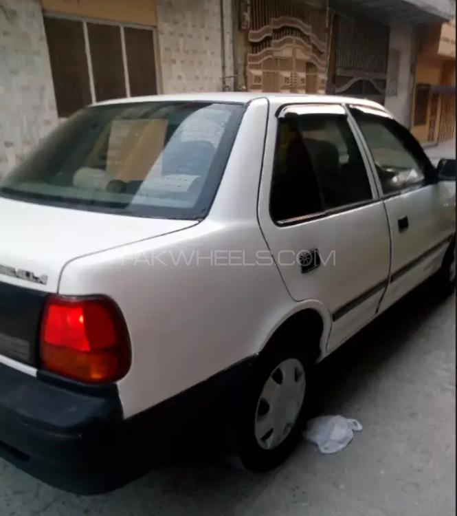 Suzuki Margalla GL 1993 Image-1