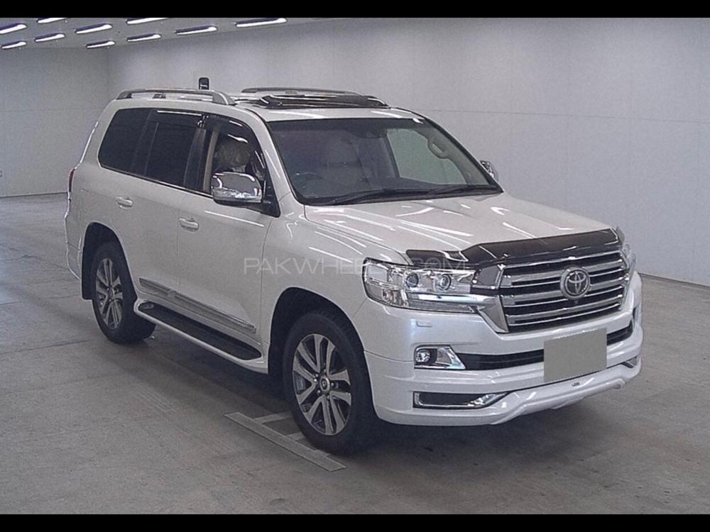 Toyota Land Cruiser AX G Selection 2017 Image-1