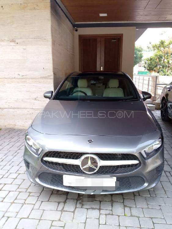 Mercedes Benz A Class 2020 Image-1