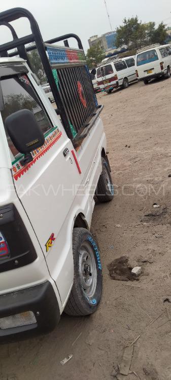 Suzuki Ravi 2020 Image-1