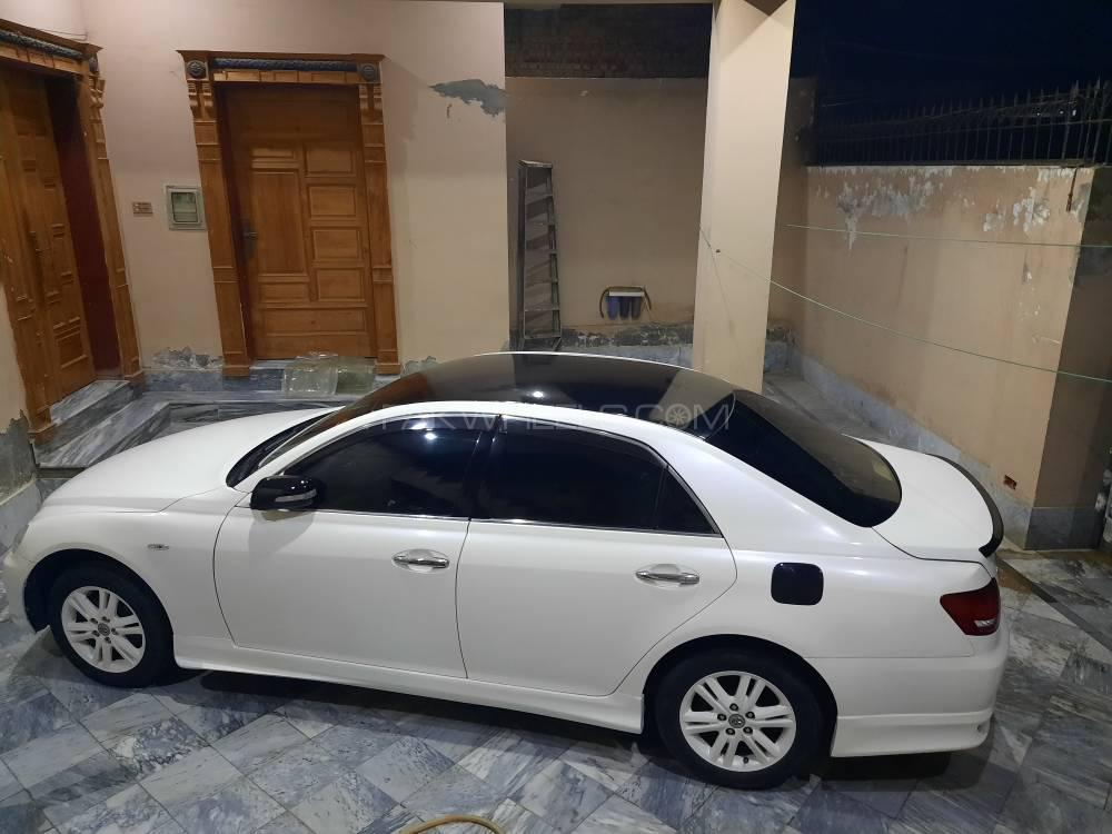 Toyota Mark X 250G F Package 2008 Image-1