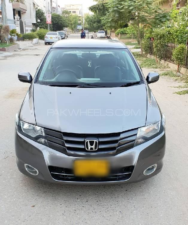 Honda City 1.5 i-VTEC Prosmatec 2011 Image-1