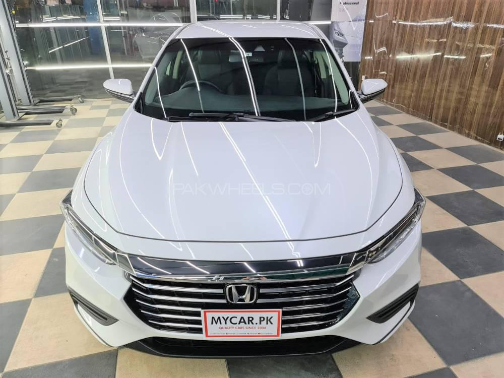 Honda Insight 2019 Image-1