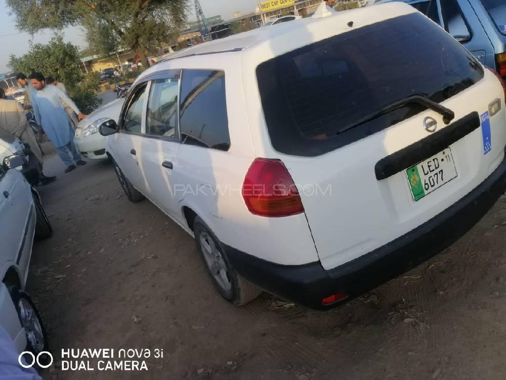 Nissan AD Van 1.3 DX 2005 Image-1