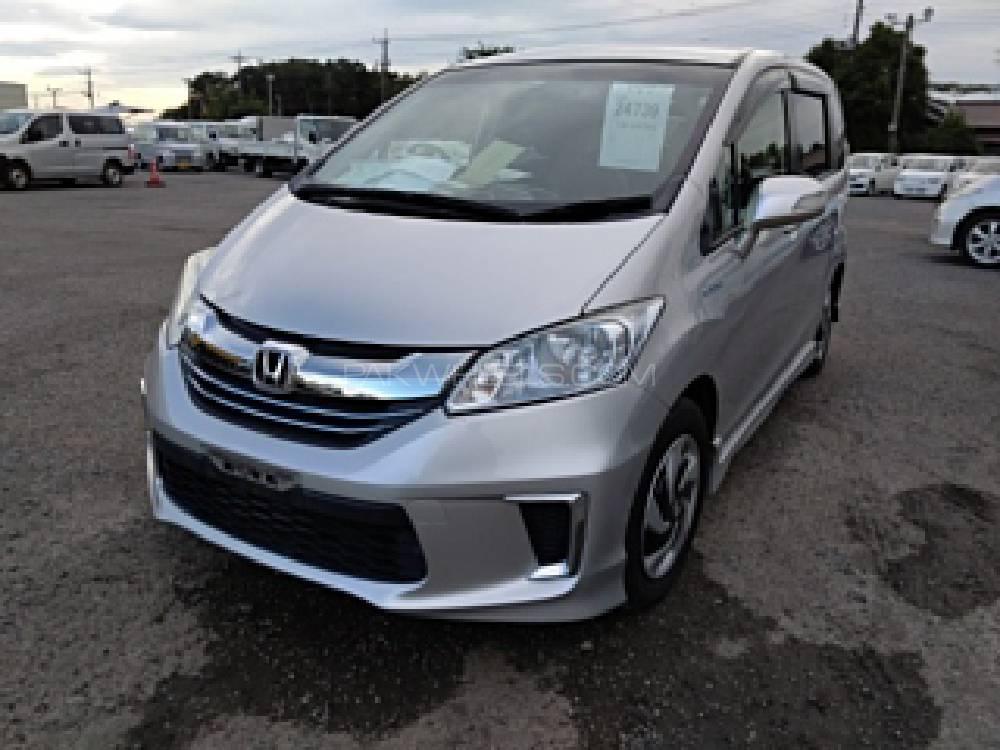 Honda Freed + Hybrid EX 2015 Image-1