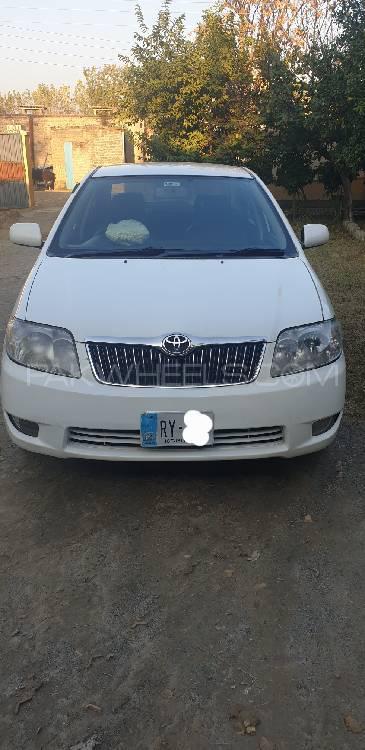 Toyota Corolla 2006 Image-1