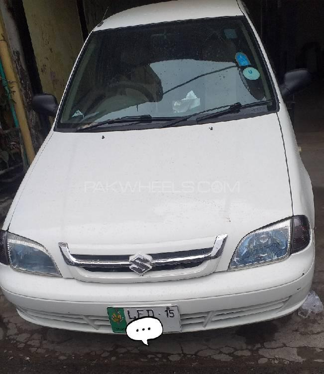 Suzuki Cultus Limited Edition 2015 Image-1