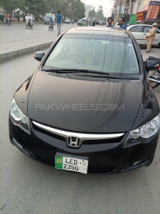 Honda Civic VTi Oriel Prosmatec 1.8 i-VTEC 2008 Image-1