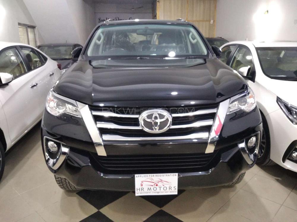 Toyota Fortuner 2.7 G 2020 Image-1