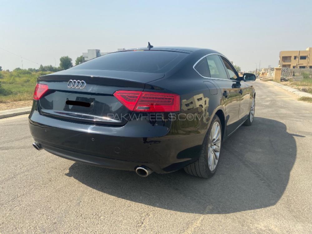 Audi A5 1.8 TFSI 2012 Image-1