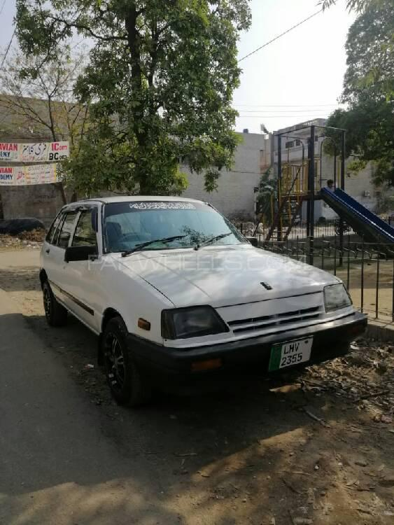 Suzuki Khyber Limited Edition 1987 Image-1