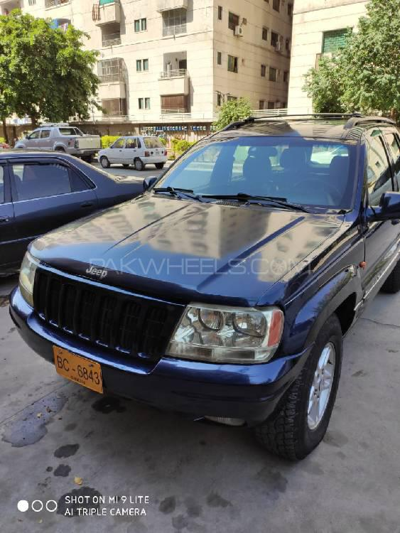Jeep Cherokee Country Limited 2000 Image-1