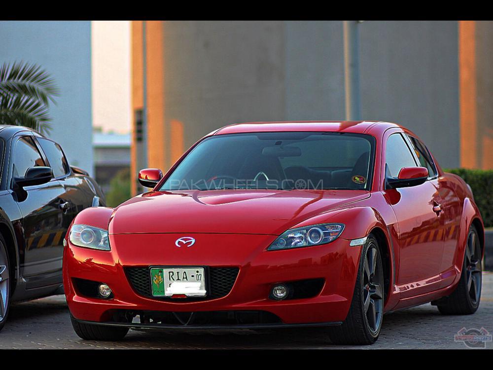 Mazda RX8 Type S 2003 Image-1