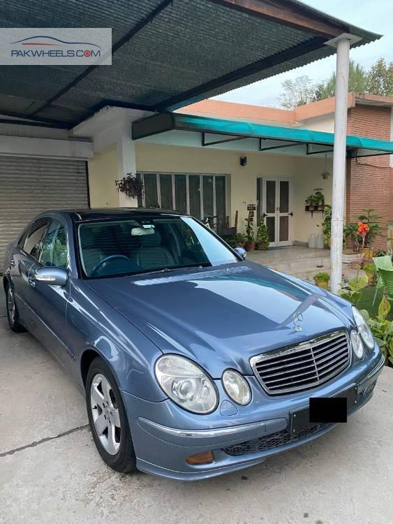 Mercedes Benz E Class E 350 2005 Image-1