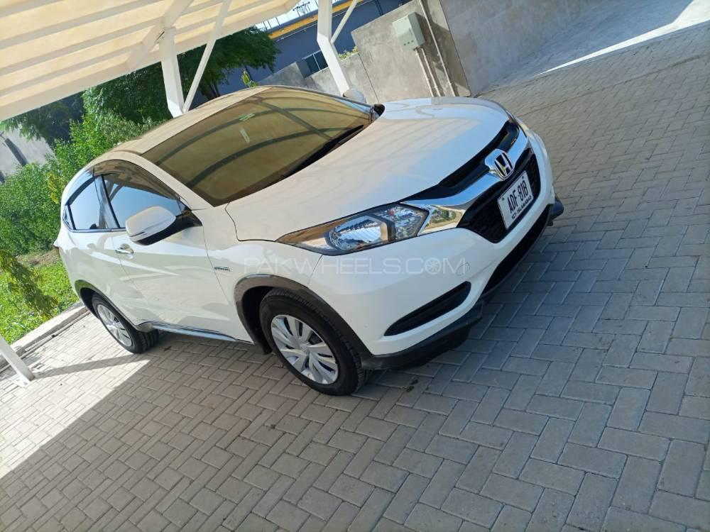 Honda Vezel X 2014 Image-1