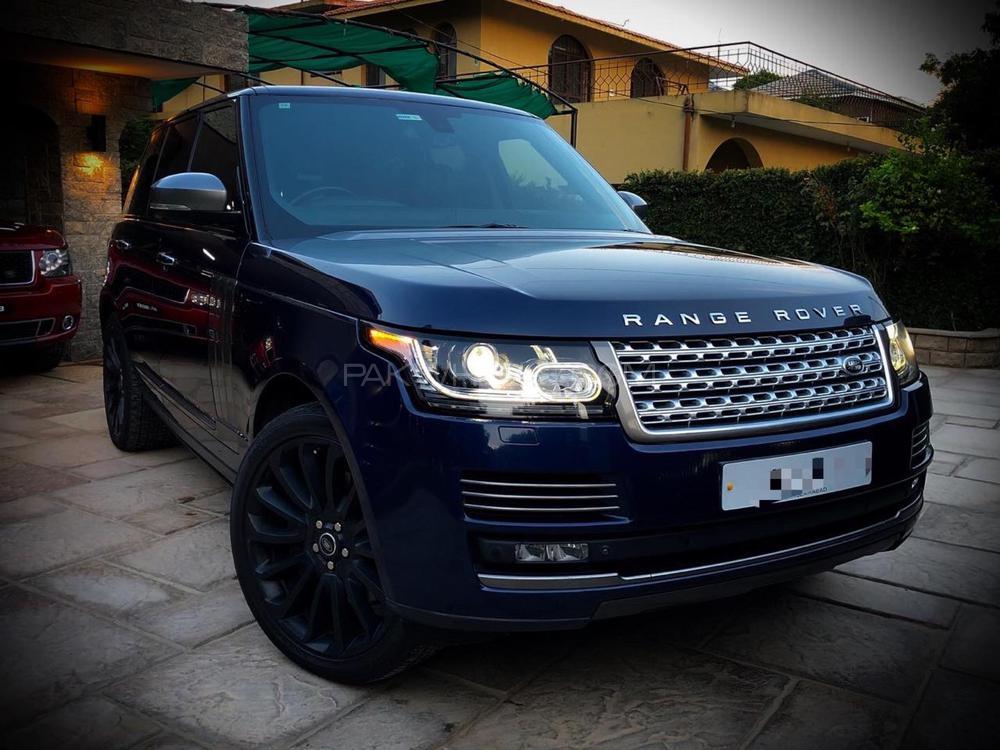 Range Rover Vogue Supercharged 5.0 V8 2014 Image-1