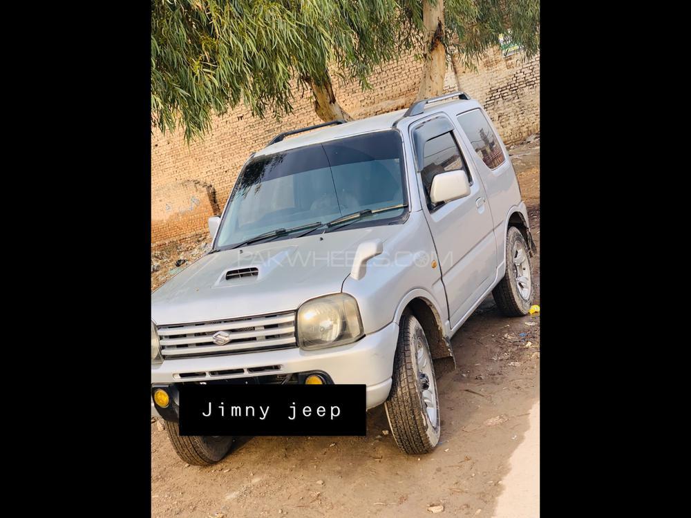 Suzuki Jimny JLDX 2002 Image-1