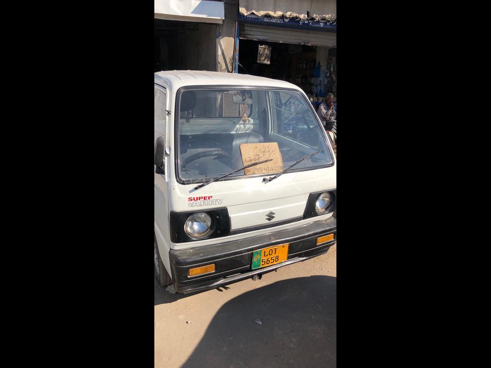 Suzuki Ravi PICKUP STD VX 1991 Image-1