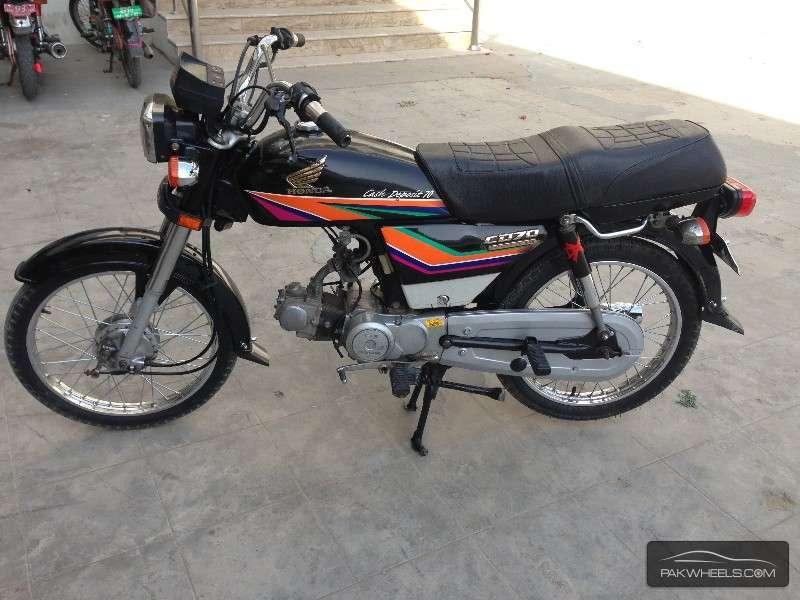 Honda 70 bike for sale in karachi