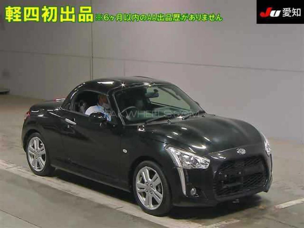 Daihatsu Copen Robe S 2014 Image-1
