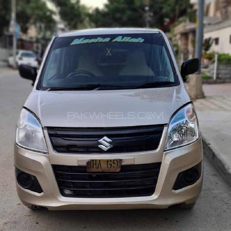 Suzuki Wagon R VXR 2016 Image-1