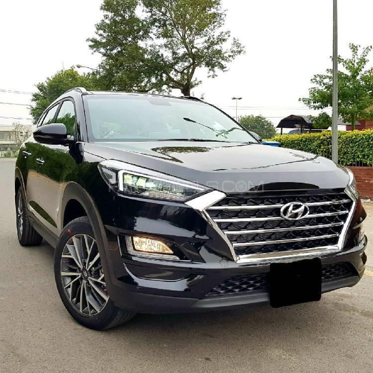 Hyundai Tucson FWD A/T GLS Sport 2020 Image-1