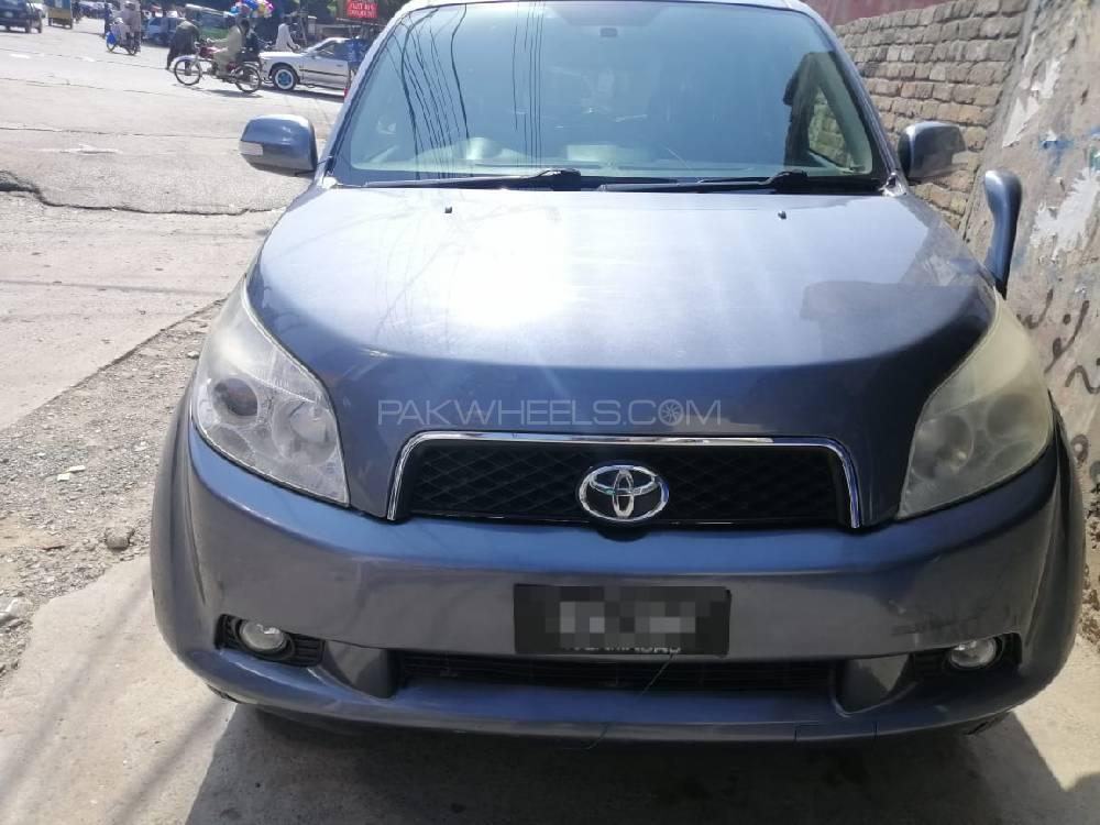 Toyota Rush G Limited 2007 Image-1