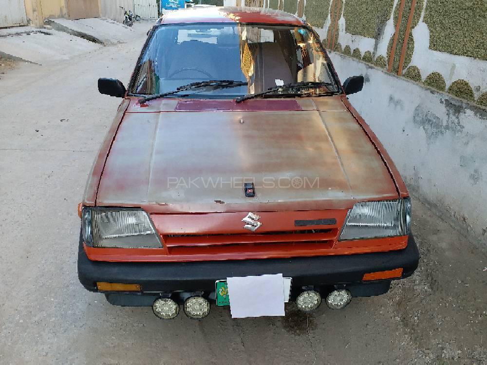 Suzuki Khyber GA 1998 Image-1
