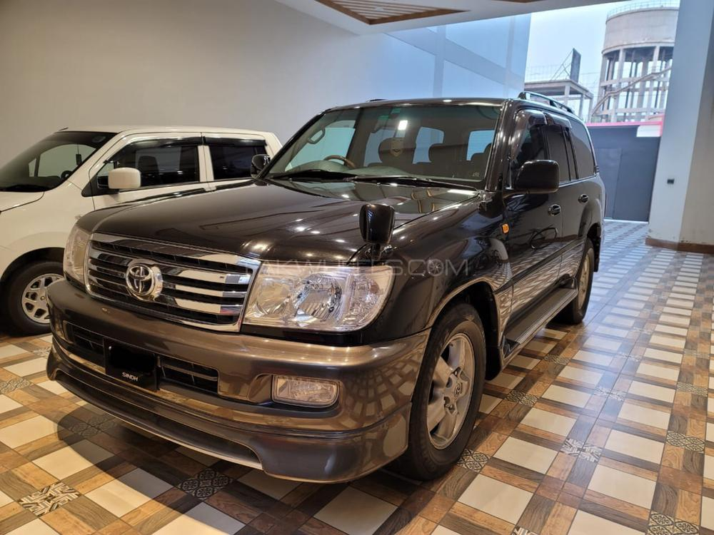 Toyota Land Cruiser VX Limited 4.2D 2007 Image-1