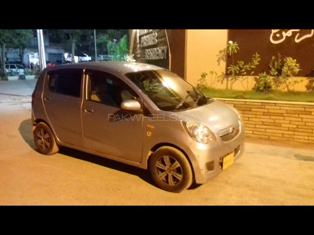 Daihatsu Mira X Limited Smart Drive Package 2010 Image-1