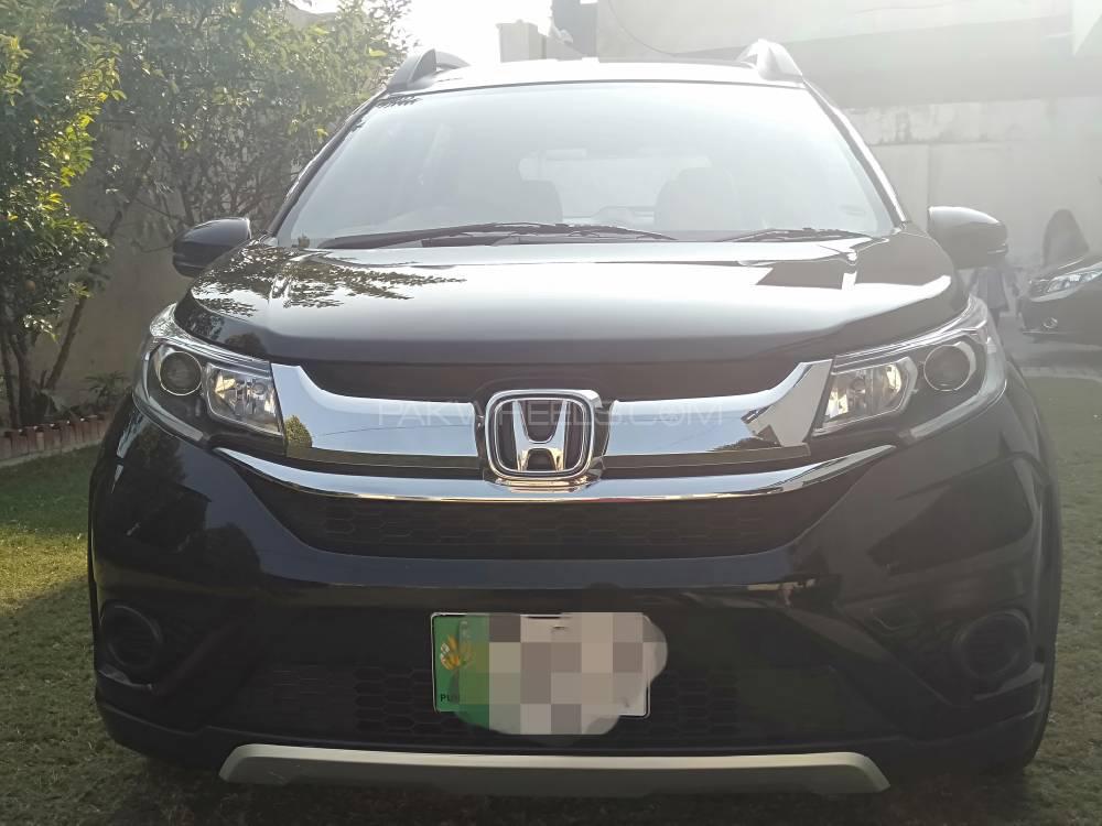 Honda BR-V i-VTEC 2018 Image-1
