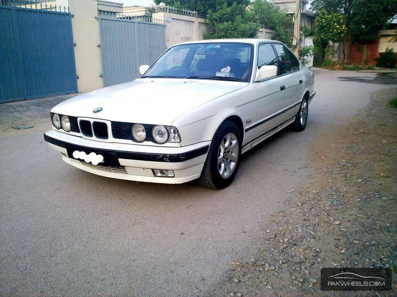 Bmw 5 Series 525i 1989 For Sale In Islamabad