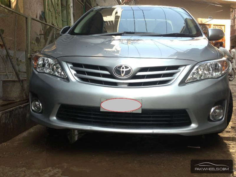 X Corolla For Sale In Lahore Toyota Corolla X 1.3 2...