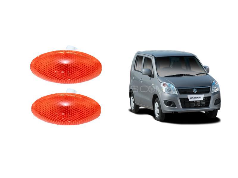 Suzuki Wagon R 2014-2020 Fender Indicator Orange 2pcs in Lahore