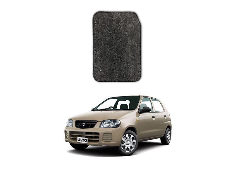 Suzuki Alto 2000-2012 Marflex Floor Mats Premium Grey in Lahore