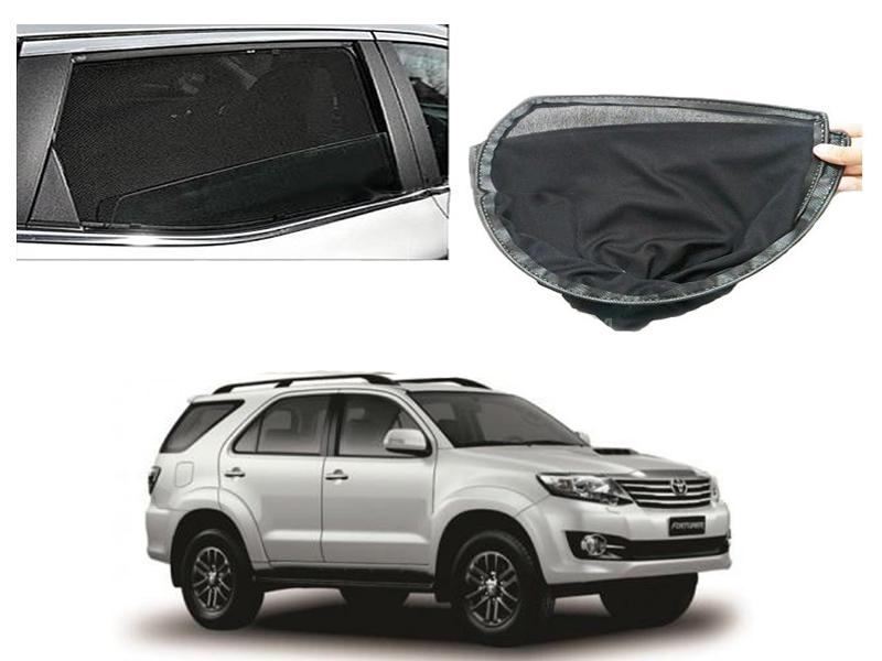 Sun Shades For Toyota Fortuner 2016-2020 Image-1