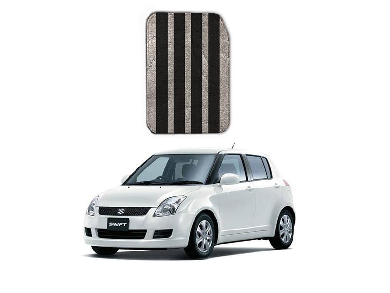 Suzuki Swift 2010-2020 Marflex Floor Mats Premium Strips in Lahore