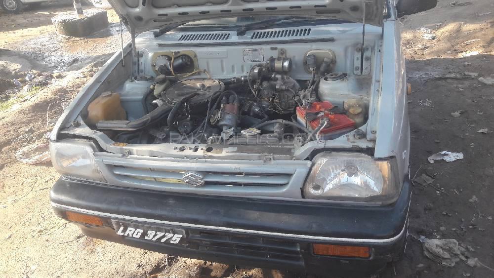 Suzuki Mehran 2002 Image-1