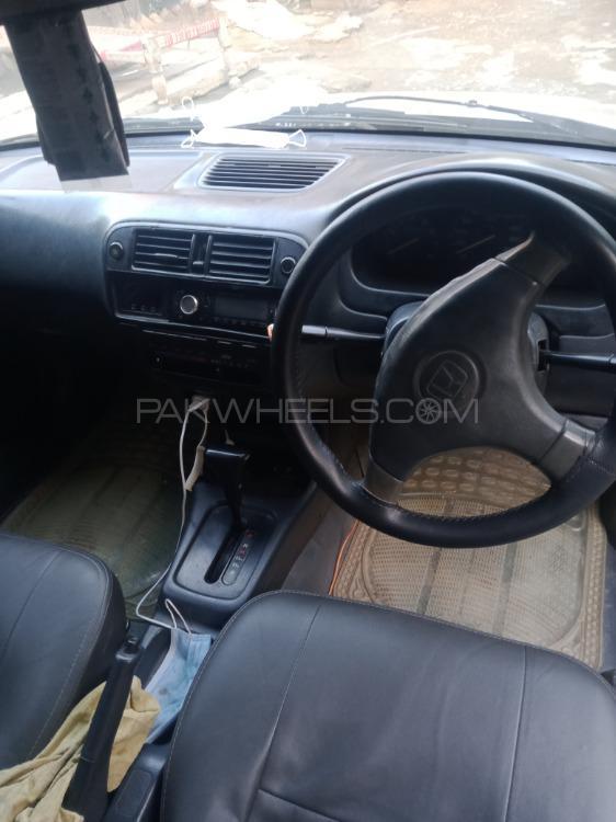 Honda Civic VTi Automatic 1.6 1997 Image-1