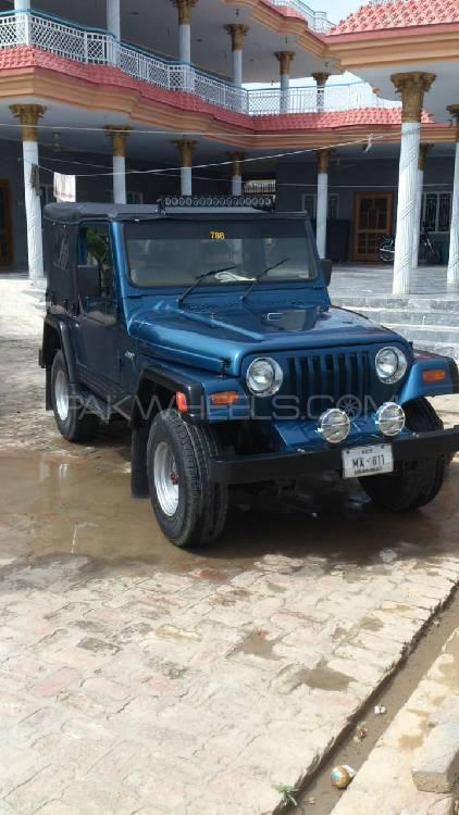 Jeep CJ 5 2008 Image-1