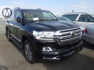Used Toyota Land Cruiser ZX 2017