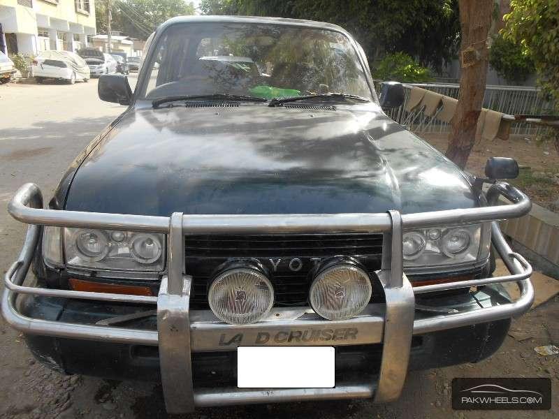 Toyota Land Cruiser 1993 Image-1