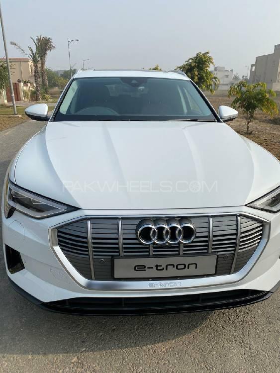 آوڈی e-tron 50 Quattro 230 kW 2020 Image-1
